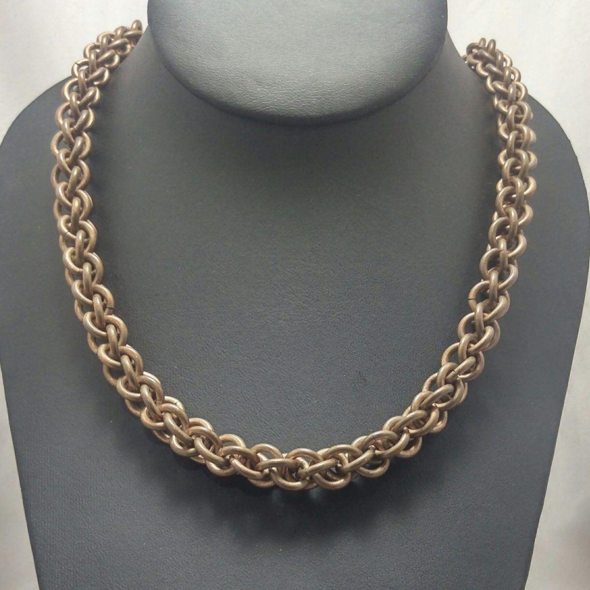 Jens pind linkage necklace u addisonus jewelry u design jewelry
