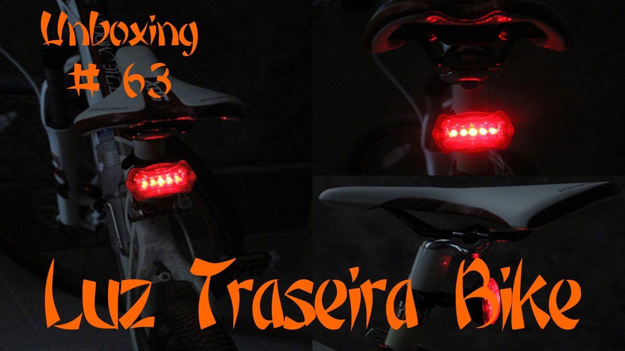 Unboxing 63 - Aliexpress - Luz Traseira para Bike   Confira um novo artigo em http://importarroupas.blog.br/blog/unboxing-63-aliexpress-luz-traseira-para-bike/