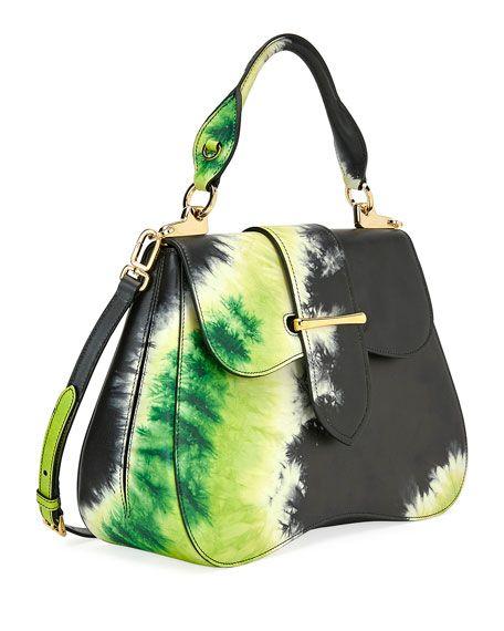 874815e8fe92 Tie-Dye Prada Sidonie Top-Handle Tote Bag