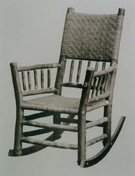 Glacier Park Chair & Rocker Introduced by Old Hickory Furniture Company