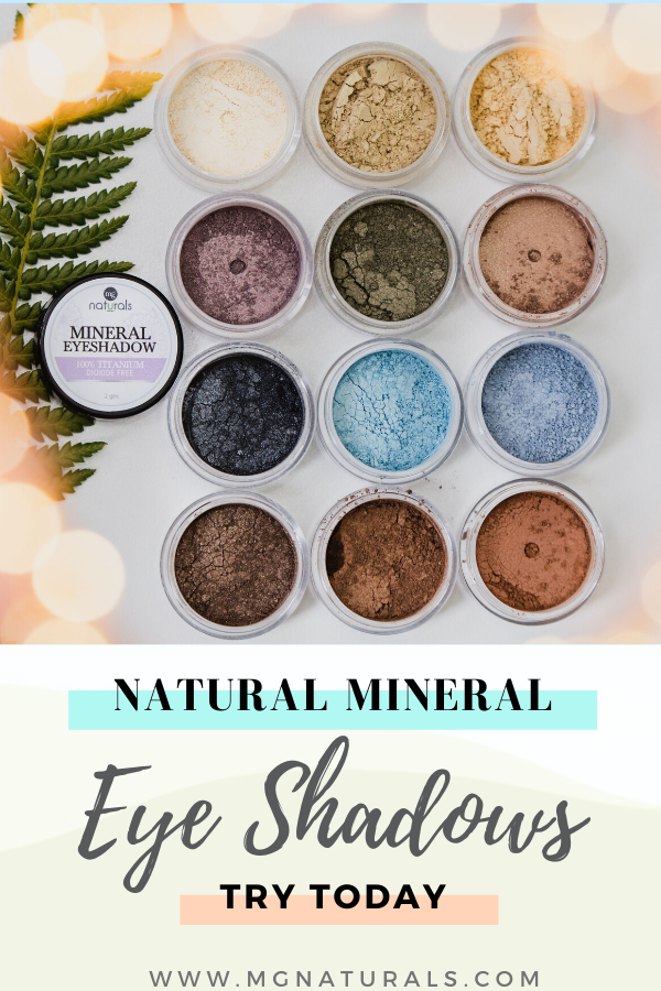 Eye Shadows Titanium Free in 2020 Natural eyeshadow