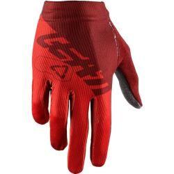 Leatt Glove Dbx 1.0 Padded Palm Fahrradhandschuhe Rot S Leatt Brace