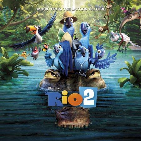 Music Rio 2 Rio 2 Movie Creative Art