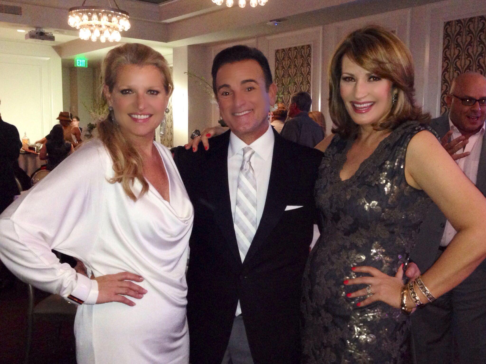 Mindy Grossman Bill Green And Colleen Lopez Hsn Host Anniversary