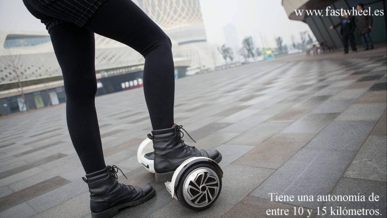 Hoverboard Eléctrico Patineta Eléctrica Para Patinar De Fastwheel Patineta Electrica Patineta Electrica