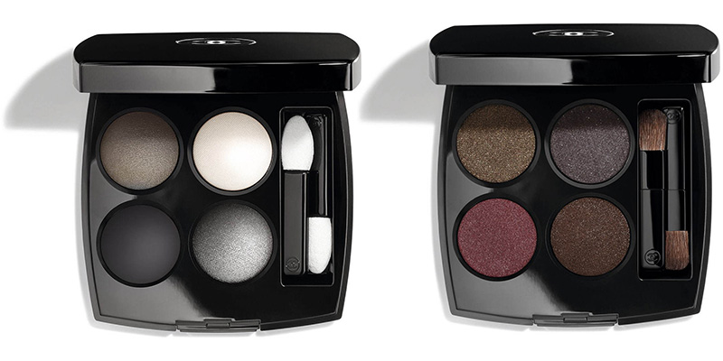 Chanel Black and White Fall Winter 2019 Makeup Collection