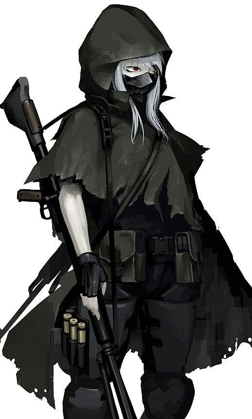Anime sniper anime - Anime sniper girl ...