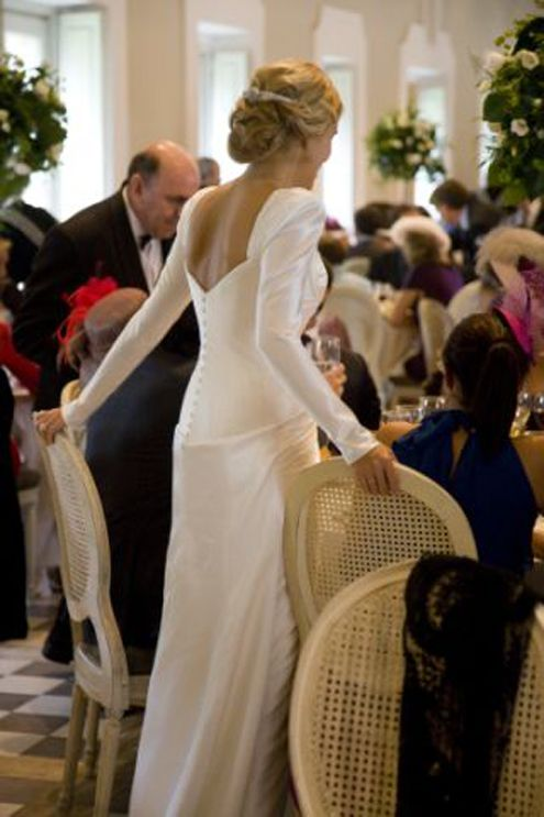 vestido de novia de lorenzo caprile | wedding dresses | pinterest