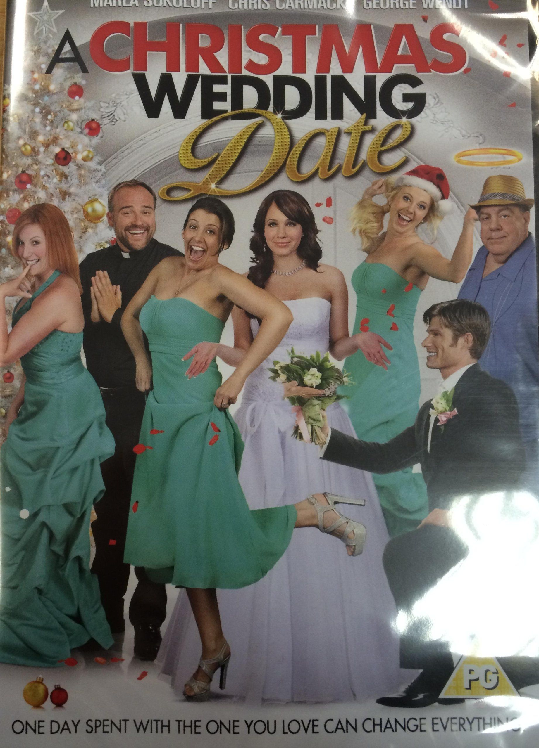 a christmas wedding date movie online