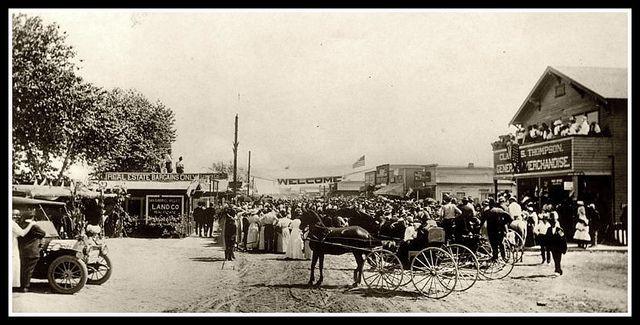 1914 Bellflower California California Photos Bellflower California History