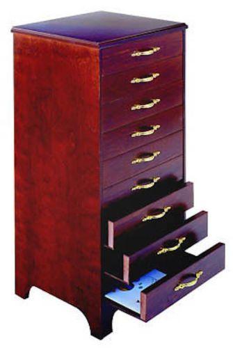 Sheet Music Cabinet 9 Drawer Storage Piano Organ Instrument ...