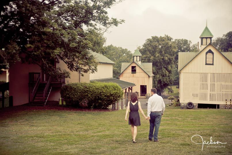 Engagement At Boordy Vineyards