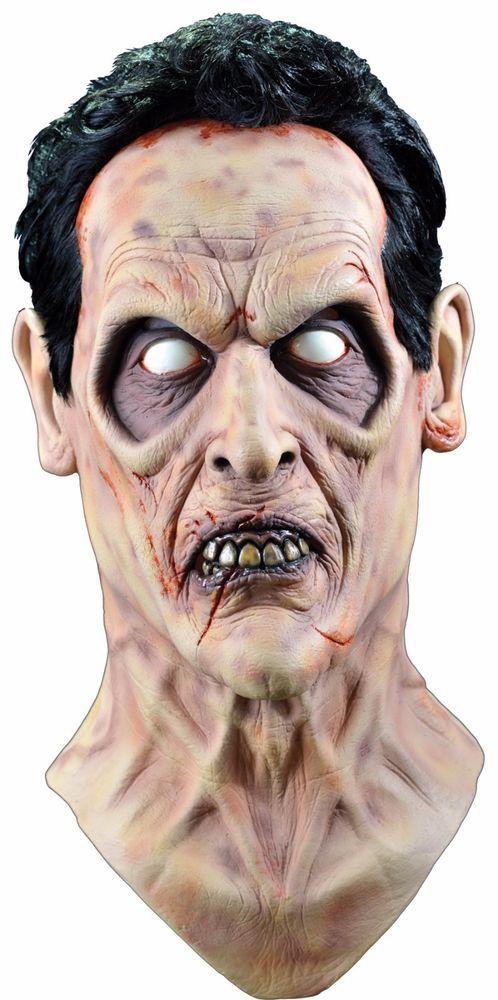 Evil Dead 2 Evil Ash Adult Latex Mask MA1032