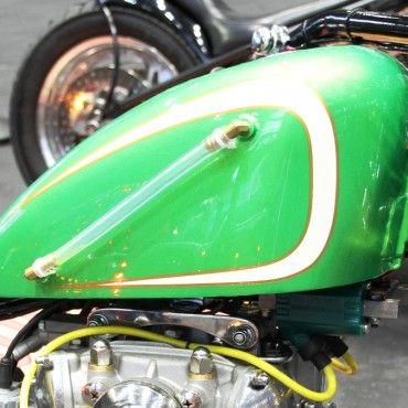 Fuel Tank Gauge Motorcycle Modification Jaguh Motorcycle