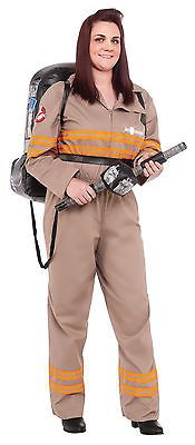 Halloween Costumes: Ghostbusters Deluxe Adult Plus Womens Jumpsuit Fancy Dress Halloween Costume -> BUY IT NOW ONLY: $47.95 on eBay!