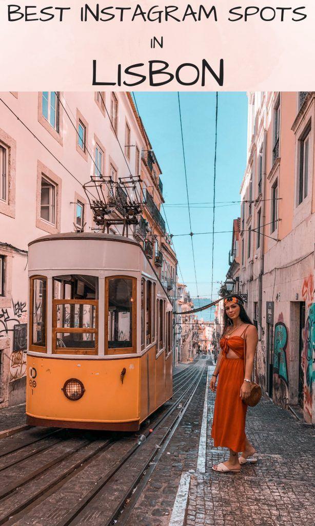 Best instagram spots in Lisbon * die besten Instagram Spots in Lissabon * Travelguide * #bestplacesinportugal