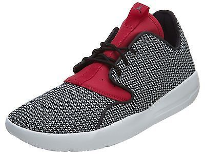 save off 527e7 4457e Nike Jordan Eclipse Gs Big Kids 724356-017 Black Grey Red Shoes Youth Size 6