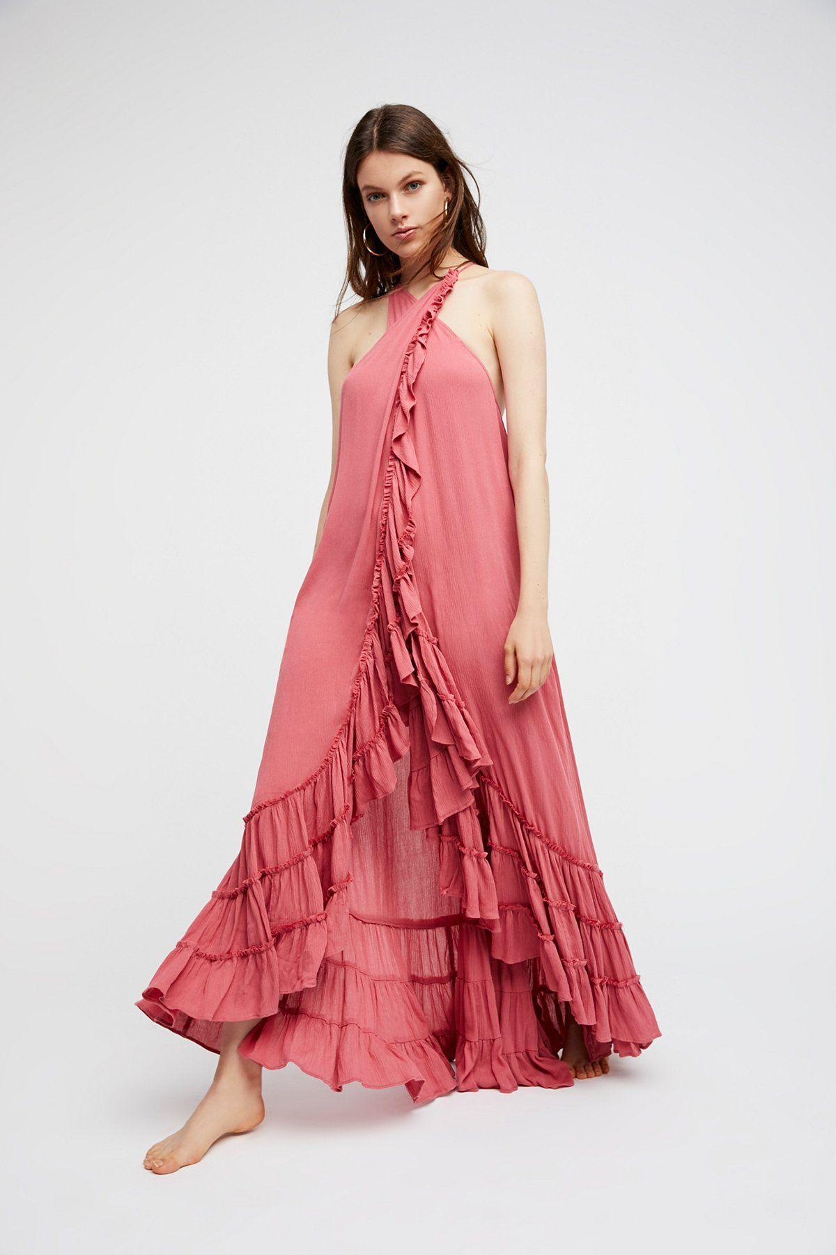 Free people loving pinterest maxi wrap dress wrap dresses and