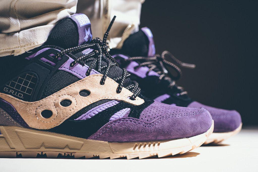 Saucony Grid SD 'Kushwacker' | Sneakers