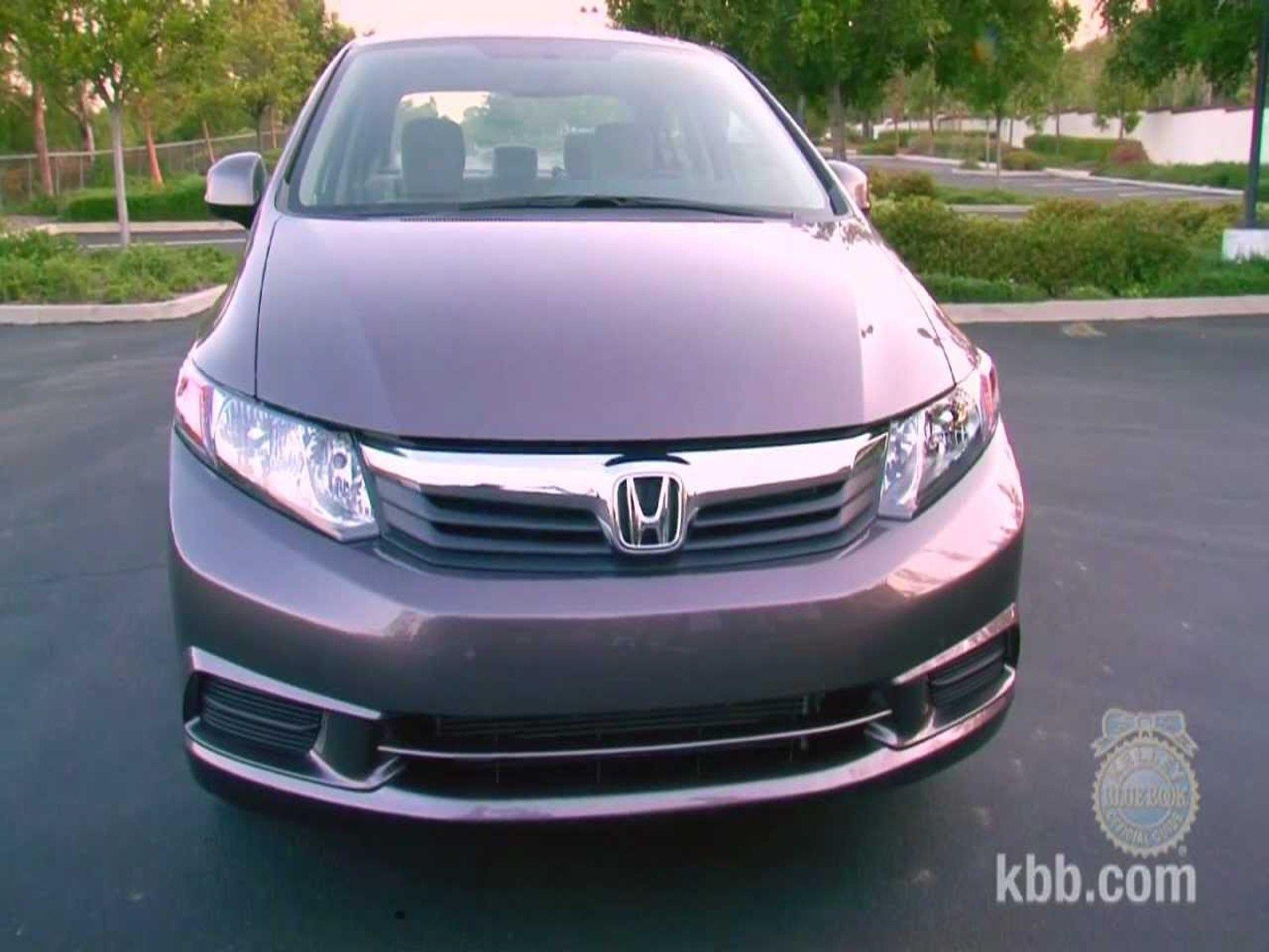 Blue Book Price for 2012 Honda Civic Honda civic, Honda
