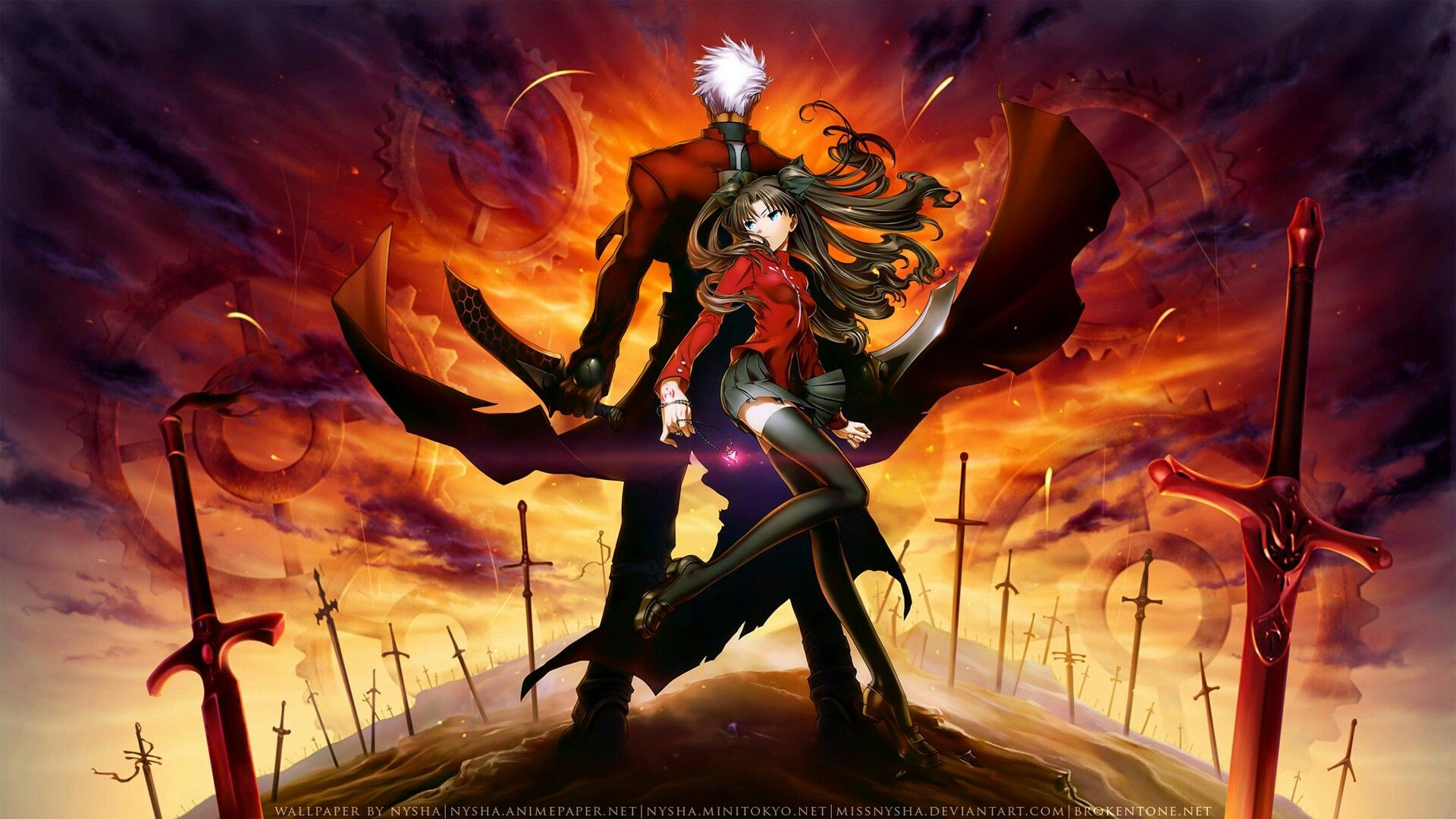 Fate Stay Night cool pics Fate stay night anime, Fate