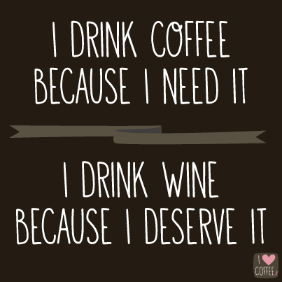 10 Coffee quotes to help you through Monday morning - I Love ... #iLoveCoffee