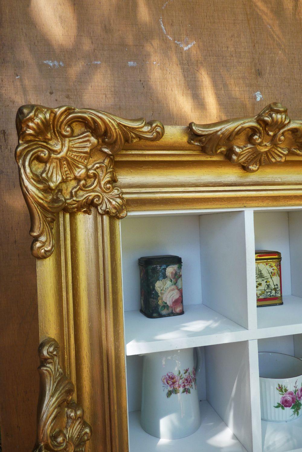marco estilo antiguo color oro | BUENAS IDEAS | Pinterest | Oro ...