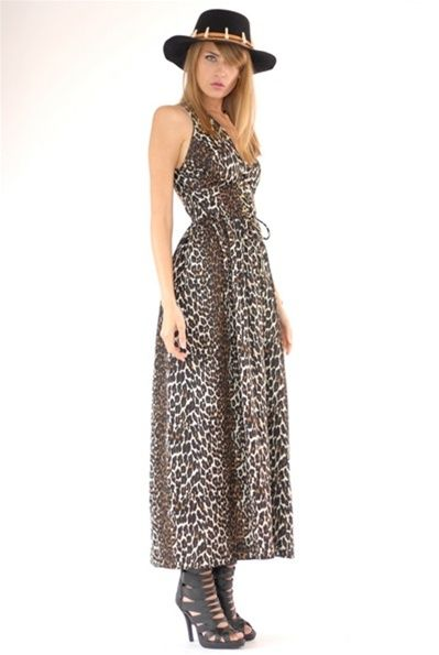 Darkest Secret Leopard Maxi $128