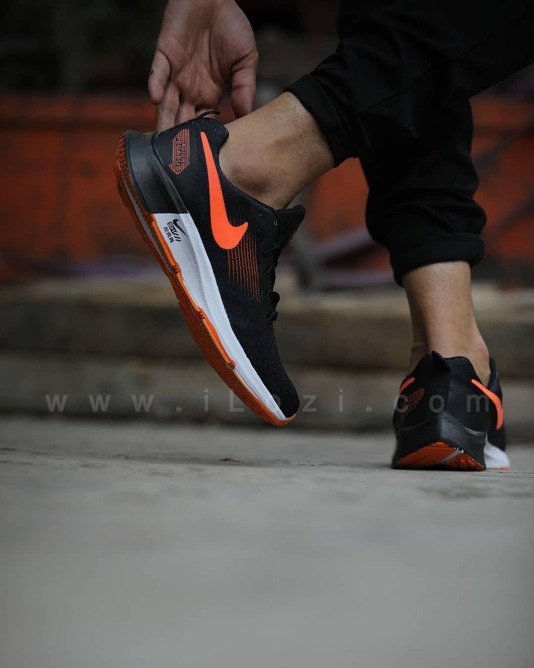 کفش کتانی مردانه نایک Nike pegasus 35 مدل 1771 قیمت : ۱۶۵۰۰۰