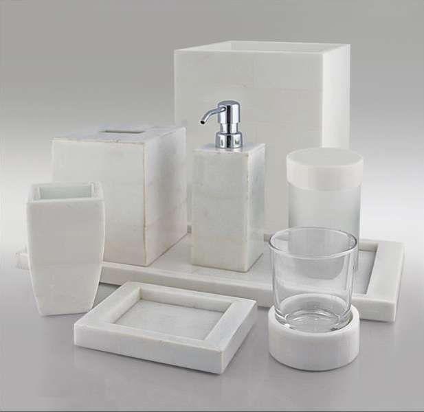 4piece Bathroom Hardware Accessory Set With 24 Towel Bar Oil