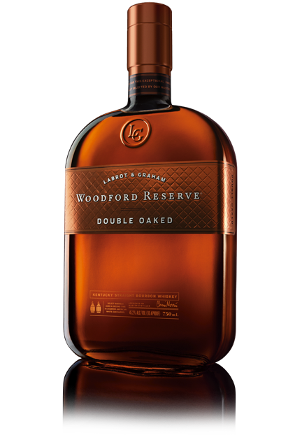 Woodford Reserve Double Oaked is matured to perfection in handcrafted barrels created at Woodford Reserve's own cooperage. The barrels are uniquely toasted and charred to create the rich flavor and color characteristics that are so distinctive in Double Oaked. Full-bodied with a long, rich finish Woodford Reserve Double Oaked is meant to be savored neat, straight out of the bottle, or with an ice cube.