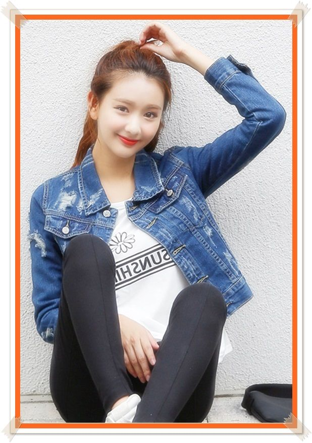 Model Jaket Jeans Wanita Terbaru Branded Wallpaper Keren 212