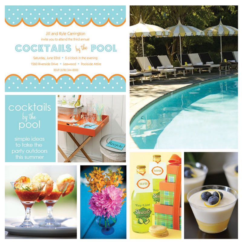 Bridal Shower Pool Party Ideas Google Search Party Ideas