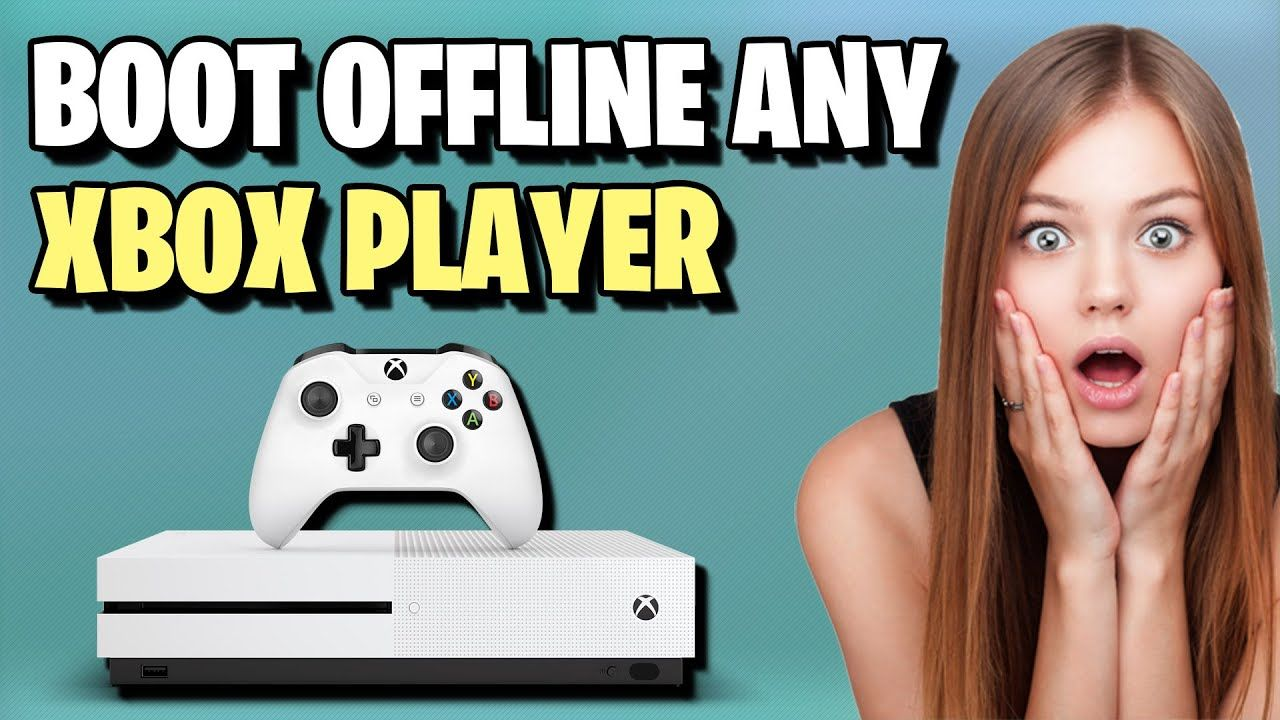 How to boot someone offline on xbox one boot any xbox