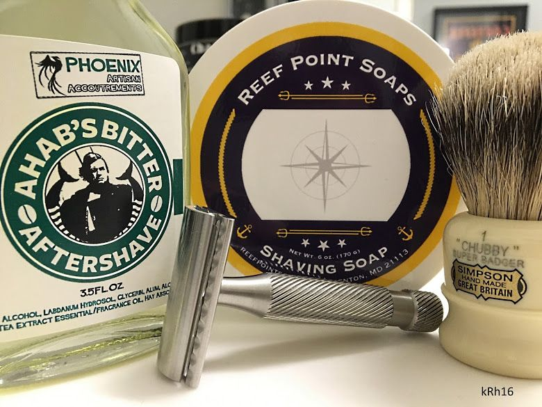 Sotd 1 28 16 Georgetown Pottery G20 Soap Scuttle Simpsons