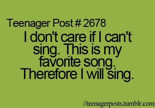 teenager post on Tumblr