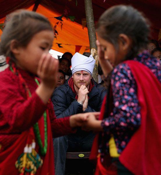 Prince Harry Photos Photos: Prince Harry Visits Nepal