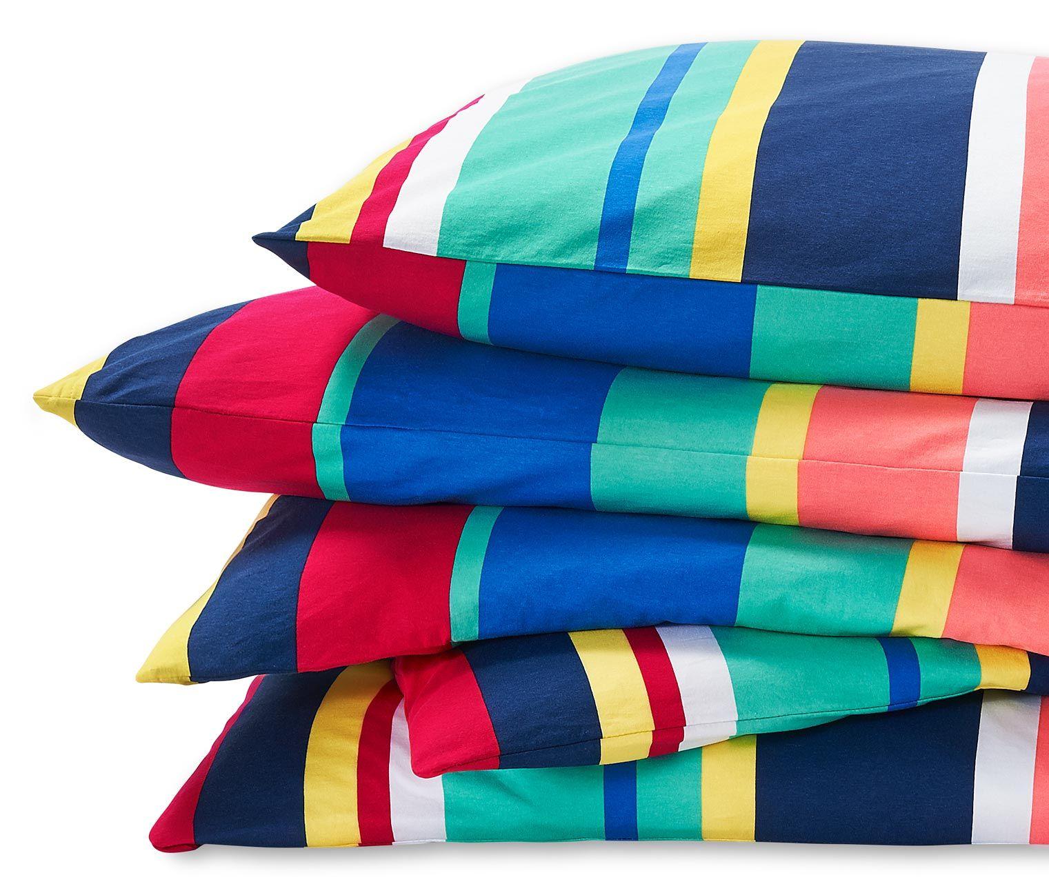 Jersey Bettwäsche Streifen Online Bestellen Bei Tchibo 307384 Wir