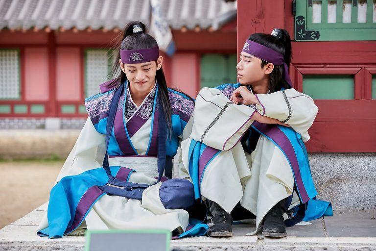 Resultado de imagen para taehyung y park seo joon
