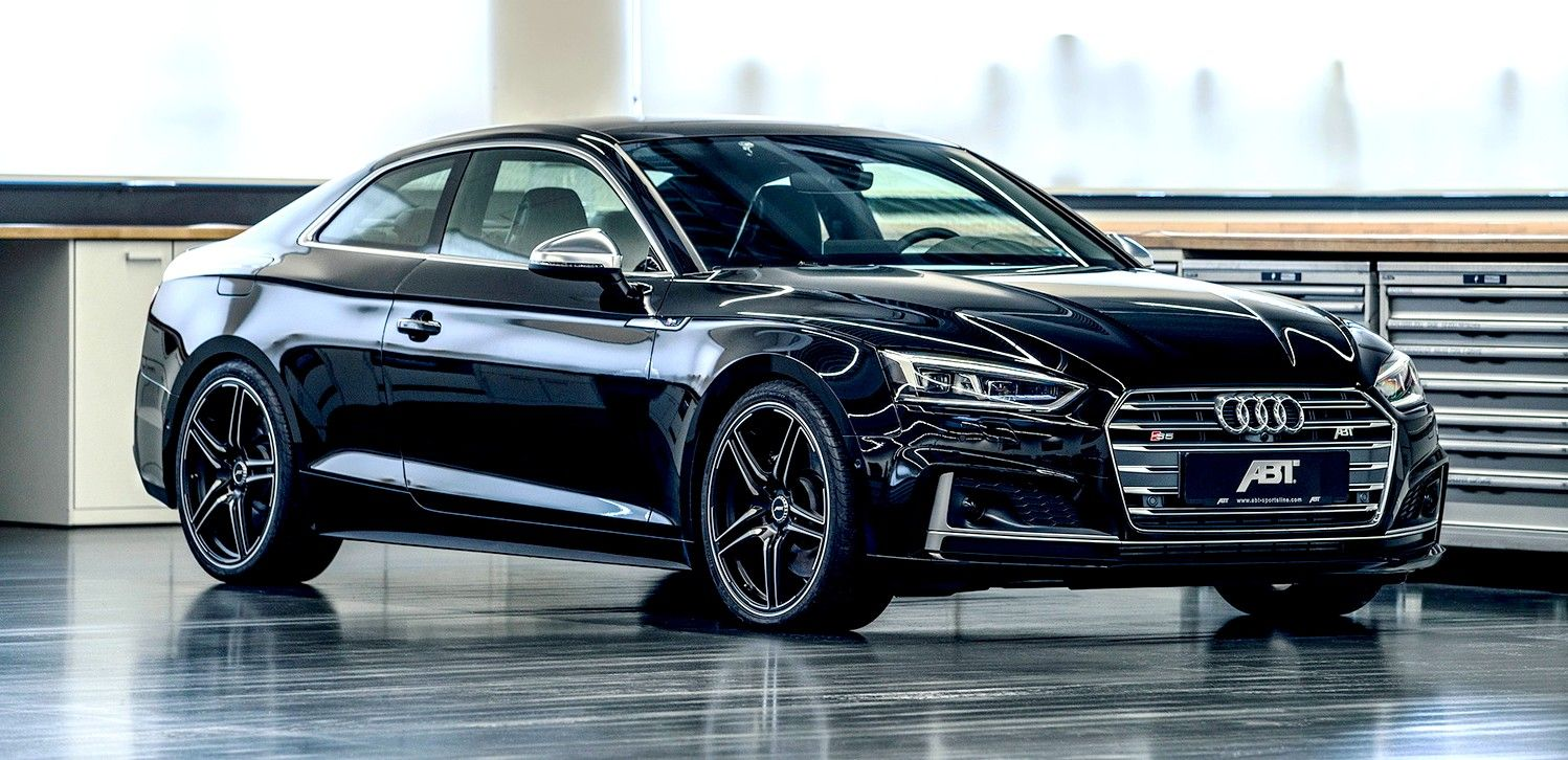 ABT Audi S5 With 419 HP 3.0 Liter Engine, Beast !