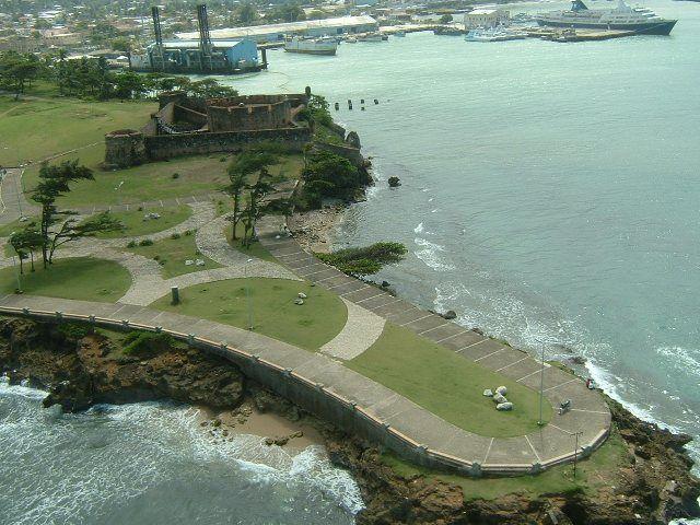 Christopher Columbus Fort, Puerta Plata