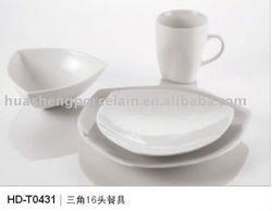 Triangle 16pcs dinnerware sets  sc 1 st  Pinterest & Triangle 16pcs dinnerware sets | Darling dishes | Pinterest ...