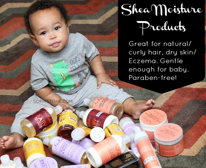shea moisture baby lotion for hair