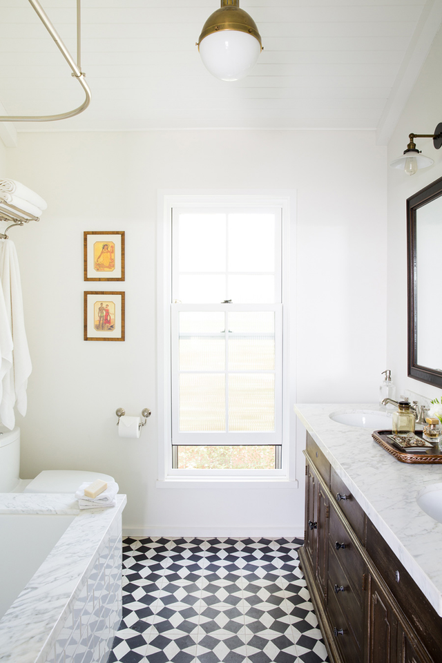 Remodeling Ideas From Nine Bathrooms With Classic Style