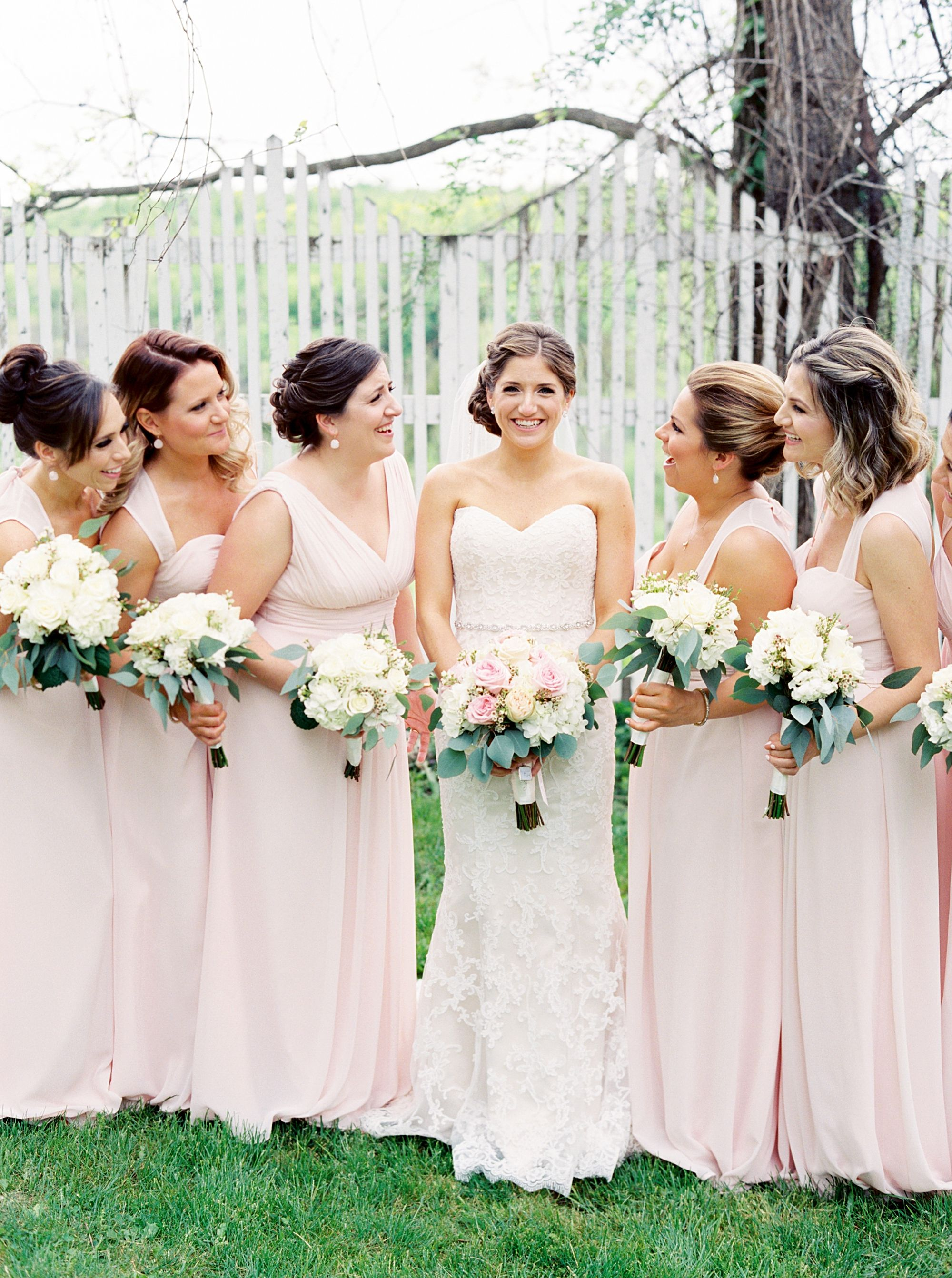 Sarah Josh New York Wedding Jessica Gold Photography New York Wedding Wedding Bridesmaid Dresses