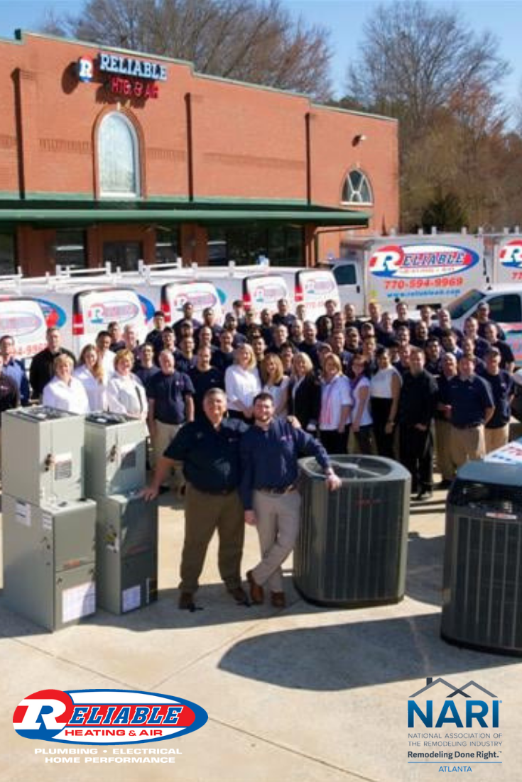 As a proud NARI member, Reliable Heating & Air is happy to