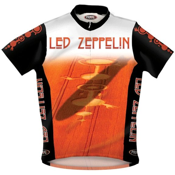 Led Zeppelin - Crop Circles Cycling Jersey Cycling Jerseys f014a93f9