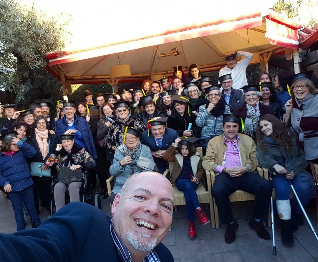 Selfie con parte de mi gran Familia. #diariodeuninstagramer