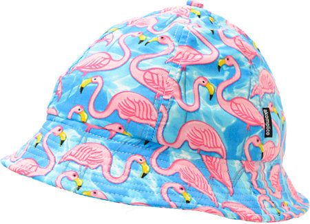 Akomplice Flamingo Bucket Hat at Zumiez   PDP  0331abfa223