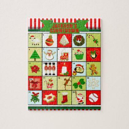 baseball Christmas Jigsaw Puzzle Christmas jigsaw puzzles